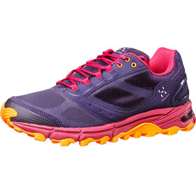 Haglöfs Gram Gravel Shoes Women acai berry/volcanic pink